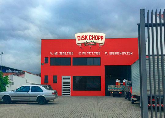 disk chopp curitiba