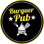 logo burguer pub